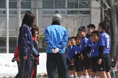 親子サッカー、卒部式、OB会